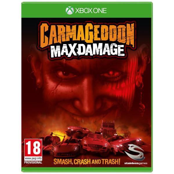 Wendros Tv-Spel Carmageddon Max Damage från Wendros