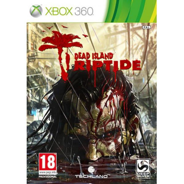 Wendros Tv-Spel Dead Island Riptide från Wendros