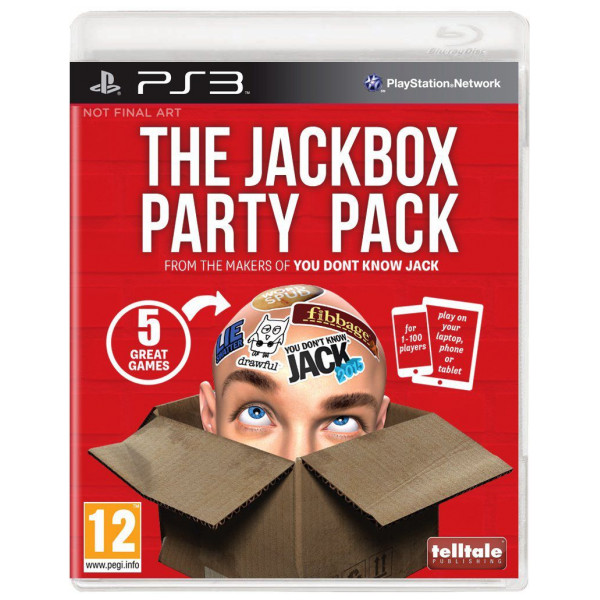 Wendros Tv-Spel Jackbox Games Party Pack Volume 1 från Wendros