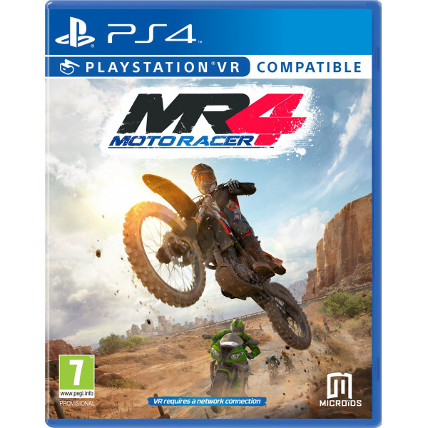 Wendros Tv-Spel Moto Racer 4 från Wendros