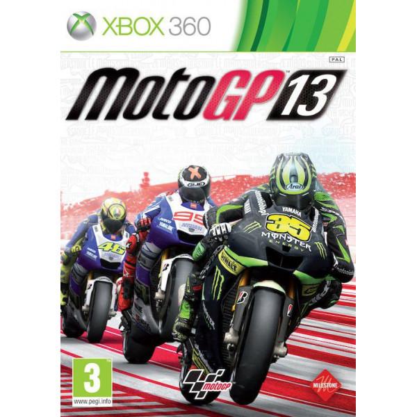 Wendros Tv-Spel Motogp 13 från Wendros