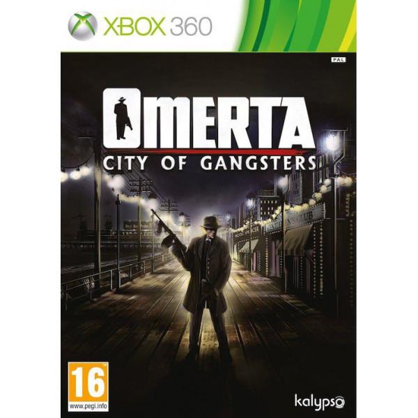 Wendros Tv-Spel Omerta City Of Gangsters från Wendros