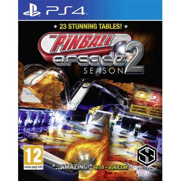 Wendros Tv-Spel Pinball Arcade Season 2 från Wendros