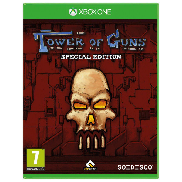 Wendros Tv-Spel Tower Of Guns - Limited Edition från Wendros