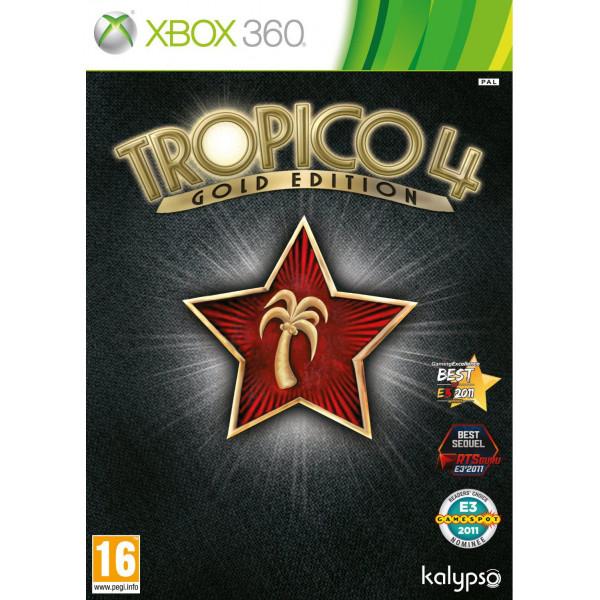 Wendros Tv-Spel Tropico 4 - Special Edition från Wendros