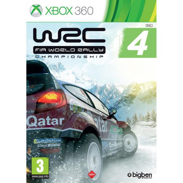 Wendros Tv-Spel Wrc Fia World Rally Championship 4 från Wendros
