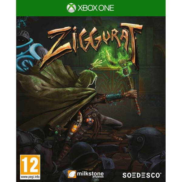 Wendros Tv-Spel Ziggurat från Wendros