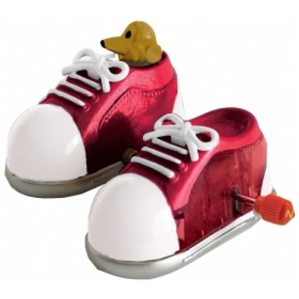 Windups Miniatyrfigur Sneakers With Mouse Raffi från Windups